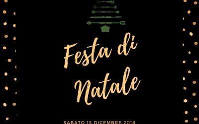 SPETTACOLO DI NATALE – SABATO 15 DICEMBRE 2018